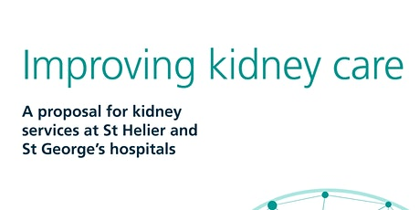 Improving Kidney Care - Listening Event 1 tickets