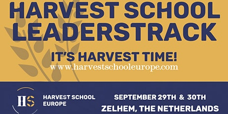 Harvest School Leaderstrack tickets