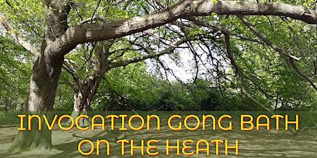 GONG BATH ON THE HEATH tickets