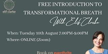Free Introduction to Transformational Breath®. tickets