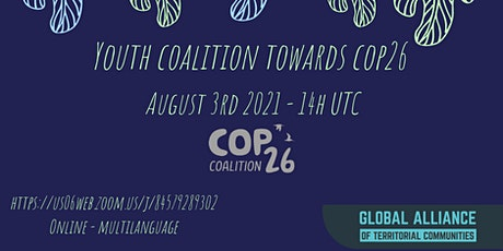 Youth Coalition Towards COP26 tickets