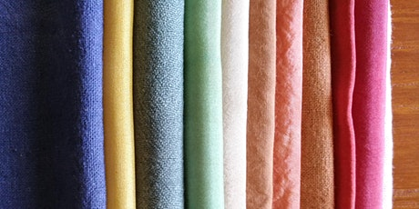 Introduction to Natural Dyeing tickets