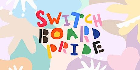 Switchboard Pride 2021 - The Bitten Peach Panel tickets