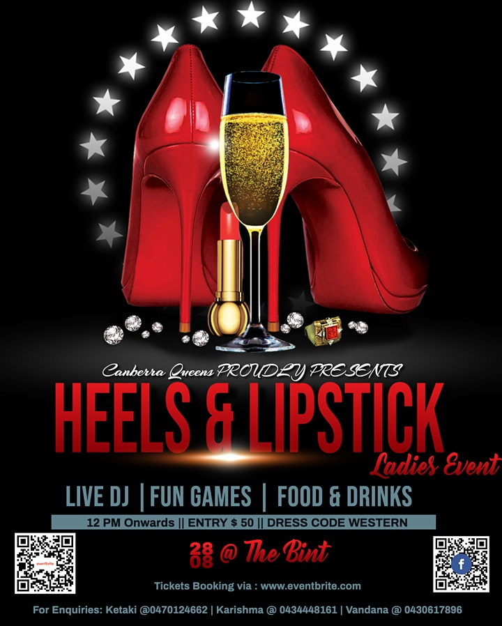 Heels & Lipstick image