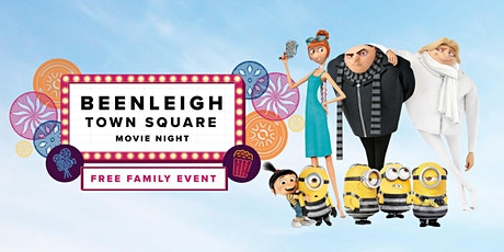 Beenleigh Town Square Movie Night - Despicable Me 3 tickets
