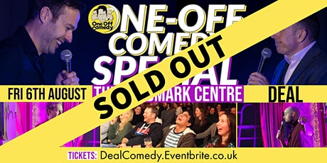 One Off Comedy Special at The Landmark Centre - Deal!! tickets