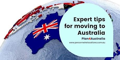 PLAN 4 Australia Workshop tickets