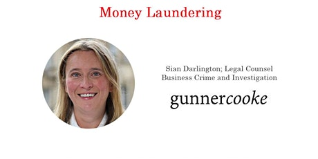 Lunch and Learn - Money Laundering tickets