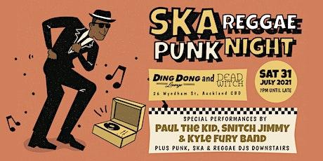 Ska Reggae Punk Night tickets