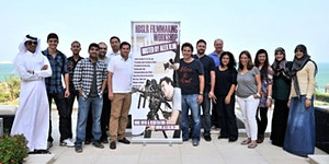 2-day Filmmaking Workshop Doha 2015 - hosted by award...