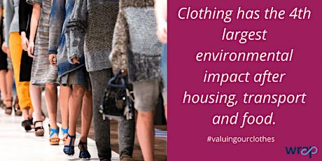 Help develop campaign around fair fashion ahead of COP26 tickets