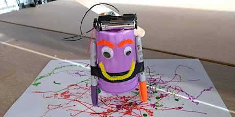 Rubbish Robots - Greenwood Library tickets
