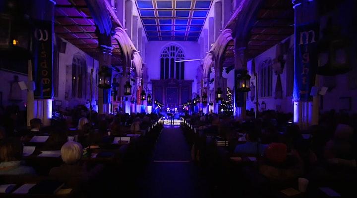 Candlelit Christmas York image