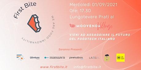 First Bite: We Are Food Innovability biglietti