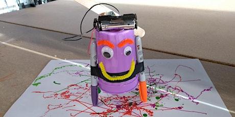 Rubbish Robots - Western Library tickets