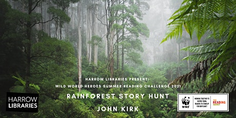We're Going on a Rainforest Story Hunt! tickets