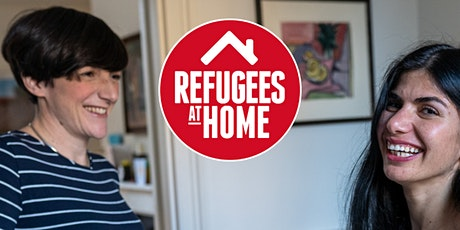 Thinking about Hosting?   An Online Introduction with Refugees at Home. tickets