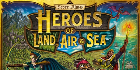Heroes of Land, Air and Sea tickets