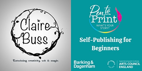 Pen to Print: Self-Publishing for Beginners tickets