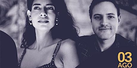 LIVESTREAM Ciclo Artes em Diálogo— Mariel Mayz and Taylor Baldwin Tickets