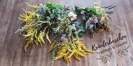 Kräuterbuschen - Tradition & Glaube Tickets
