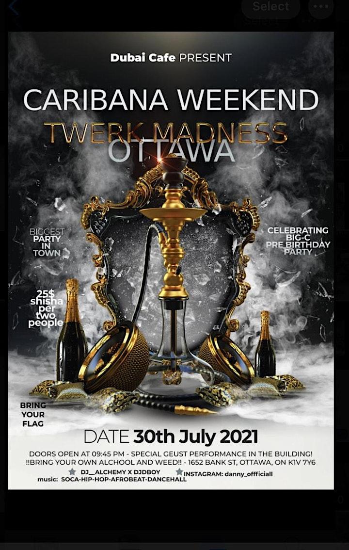 Caribana weekend_ twerk madness image