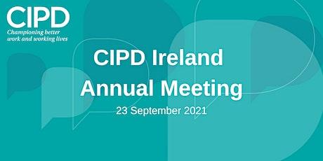 CIPD Ireland Annual Meeting 2021 tickets