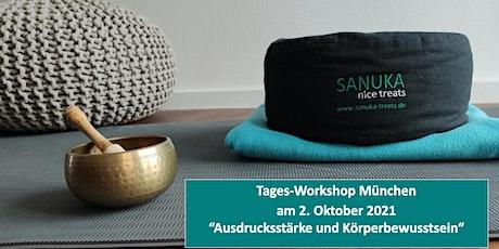 Tages-Workshop München: Mehr Ausdrucksstärke und Körperbewusstsein Tickets
