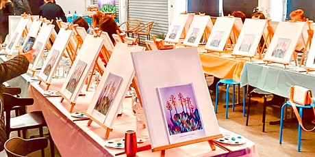 Paint and Sip Class in Gympie tickets