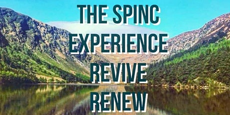 Revive Renew Spinc Hike @ Glendalough tickets