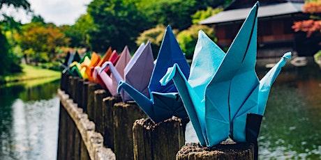 Origami workshop: 14u tot 15u tickets