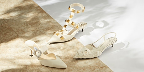 Champagne and Shoes - Wedding Special tickets