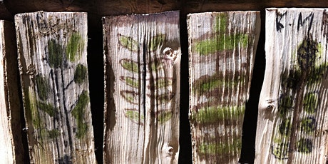Eco drawing and painting wood panels - MORNING WORKSHOP (Reconnect Scheme) tickets
