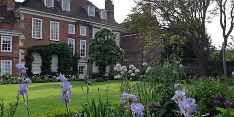Timed tour of Mompesson House (2 Aug - 8 Aug) tickets