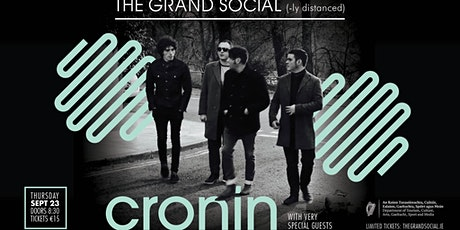 Cronin tickets
