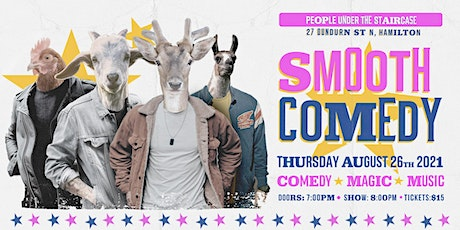 Smooth Comedy tickets