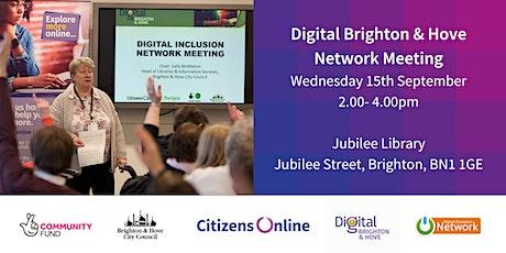 Digital Brighton & Hove Network Meeting tickets