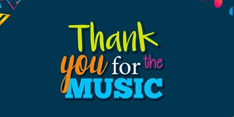 Knowlton Players Thank You For The Music tickets