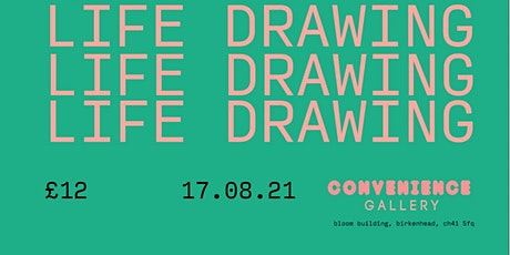 Convenience Gallery Life Drawing tickets