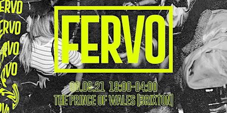 Fervo 'Baile de Verão na Laje' / Summer Rooftop Party [Brixton] tickets