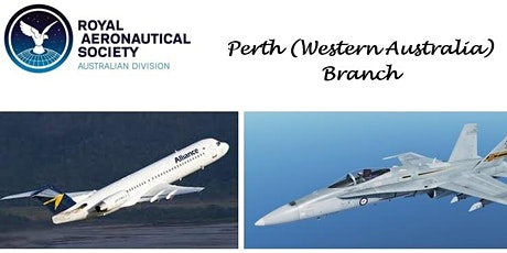 RAeS Perth AGM and Hybrid Event: Aircraft Refuelling tickets