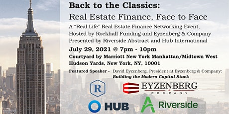 Back to the Classics:  Real Estate Finance, Face to Face tickets