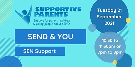 South Gloucestershire SEND and You: SEN Support tickets