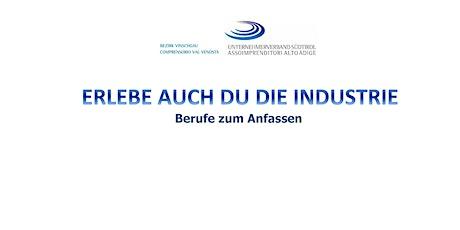 Open Day Vinschgau -  19.11.2021 - 14.30 Uhr Tickets