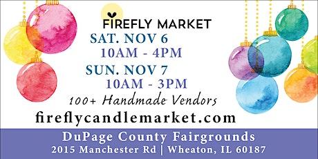 Firefly Market - Holiday Edition tickets