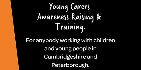 Supporting Young Carers through transitions tickets