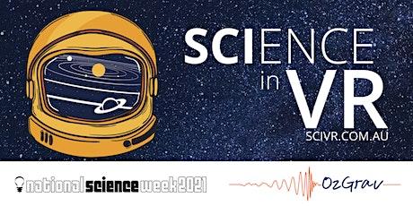 SciVR: A Virtual Universe for Australians - Canberra tickets