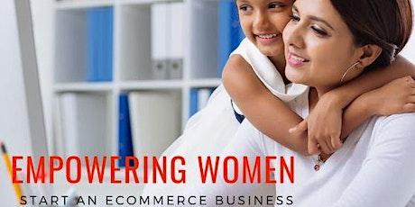 Womenprenur Talk: How to Start An Online Business? tickets