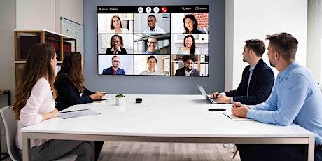 Hybrid Meetings Webinar tickets