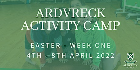 Ardvreck Activity Camp - Easter 4th-8th April 2022 tickets